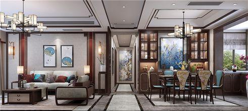 20万以上140平米四室两厅中式风格餐厅效果图