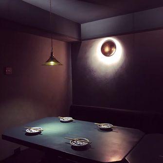 120平米公装风格餐厅图片