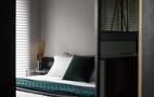 80平米公装风格卧室装修图片大全