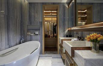 20万以上140平米四室三厅轻奢风格卫生间装修图片大全