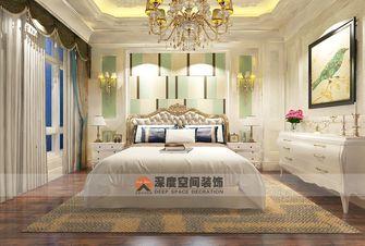 富裕型140平米复式欧式风格卧室设计图