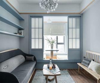 5-10万70平米公寓北欧风格客厅图