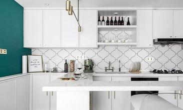 70平米一居室现代简约风格厨房效果图