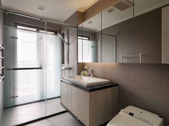 富裕型110平米三室两厅现代简约风格卫生间装修效果图