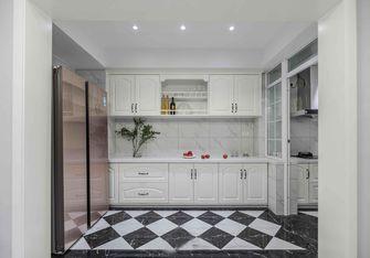 110平米三法式风格厨房装修案例