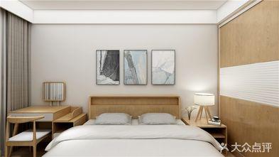 5-10万70平米北欧风格卧室欣赏图