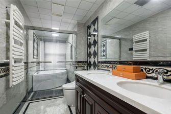 100平米三室一厅欧式风格卫生间装修图片大全