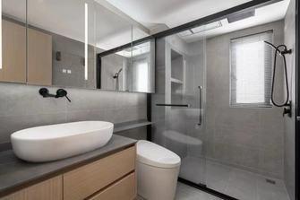 富裕型90平米三室两厅中式风格卫生间装修图片大全