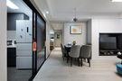 5-10万50平米三室一厅现代简约风格餐厅图片