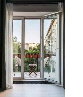 3万以下40平米小户型轻奢风格阳台装修效果图