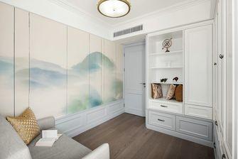 130平米三美式风格卧室欣赏图