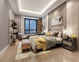 豪华型140平米四室两厅中式风格卧室装修案例