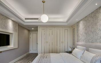 140平米四室三厅轻奢风格卧室装修案例