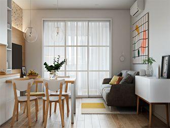 富裕型120平米三室两厅北欧风格餐厅装修效果图