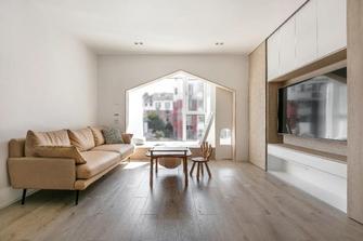 富裕型140平米四现代简约风格客厅图片