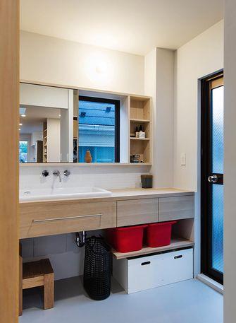 15-20万100平米四室一厅日式风格卫生间装修图片大全