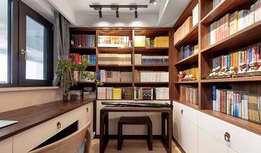 10-15万110平米公寓中式风格书房图
