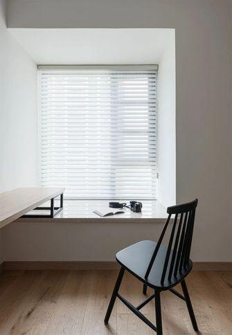 富裕型120平米四室两厅北欧风格书房装修案例
