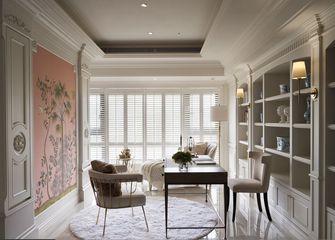 豪华型140平米三新古典风格书房装修案例