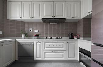 富裕型140平米四北欧风格厨房欣赏图