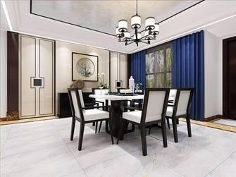 140平米别墅混搭风格餐厅图片大全