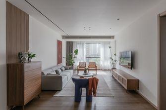 140平米四日式风格客厅设计图