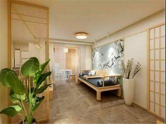 5-10万50平米一室两厅日式风格客厅欣赏图
