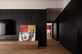 豪华型140平米三室一厅美式风格客厅效果图