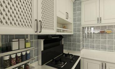 80平米三新古典风格厨房图