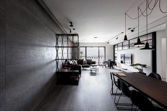 3万以下140平米英伦风格客厅欣赏图