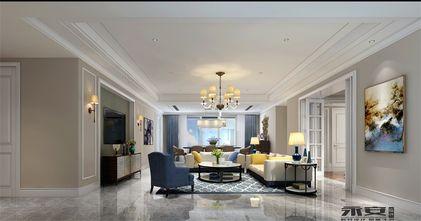 20万以上140平米四新古典风格客厅装修案例