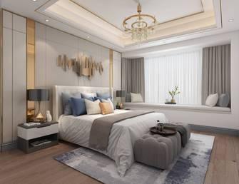 富裕型140平米四混搭风格卧室装修效果图
