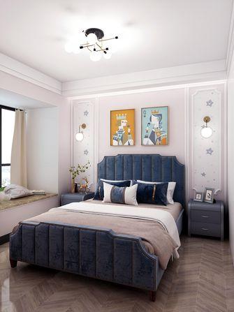 豪华型140平米四北欧风格卧室装修案例