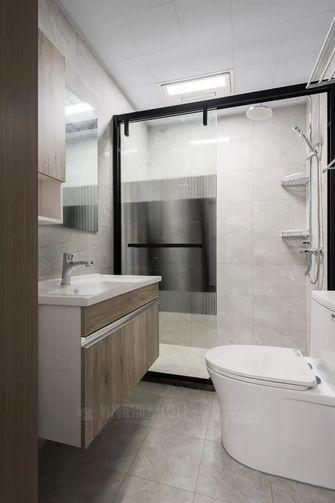 豪华型120平米三室两厅轻奢风格卫生间图片大全