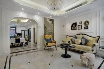 豪华型140平米四欧式风格客厅装修图片大全