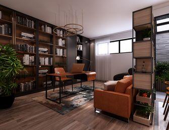 140平米别墅中式风格书房装修效果图