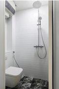 经济型70平米公寓混搭风格卫生间装修效果图