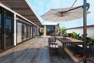 140平米别墅中式风格阳台设计图