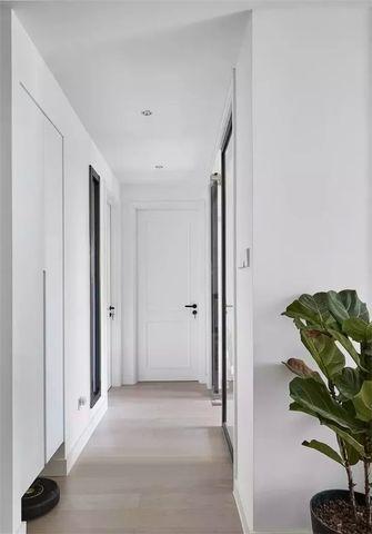 5-10万80平米北欧风格走廊装修效果图