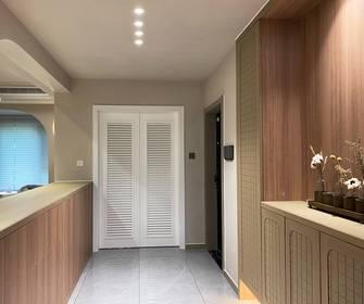 豪华型140平米别墅混搭风格玄关装修案例