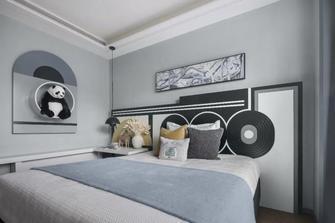 140平米三室一厅法式风格青少年房图片