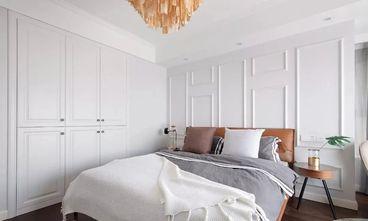 经济型140平米三室一厅美式风格卧室设计图