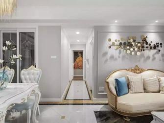 经济型80平米美式风格客厅效果图