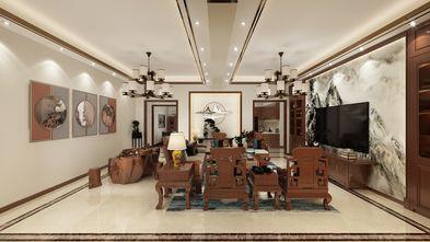 豪华型140平米复式中式风格客厅设计图