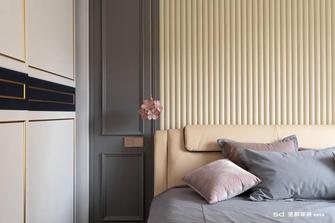 130平米三室两厅法式风格卧室图片
