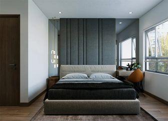 5-10万50平米一室一厅北欧风格卧室设计图