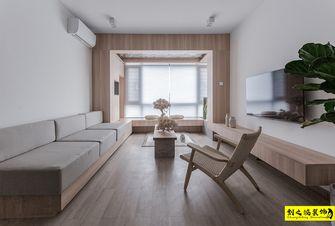 经济型80平米日式风格客厅装修效果图