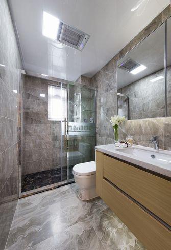10-15万140平米三室两厅新古典风格卫生间图片大全