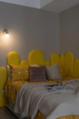 豪华型140平米三室一厅现代简约风格青少年房欣赏图