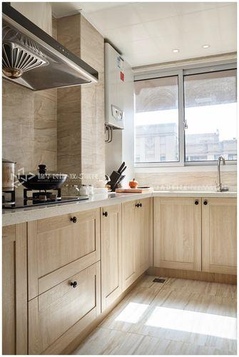 80平米三北欧风格厨房装修案例